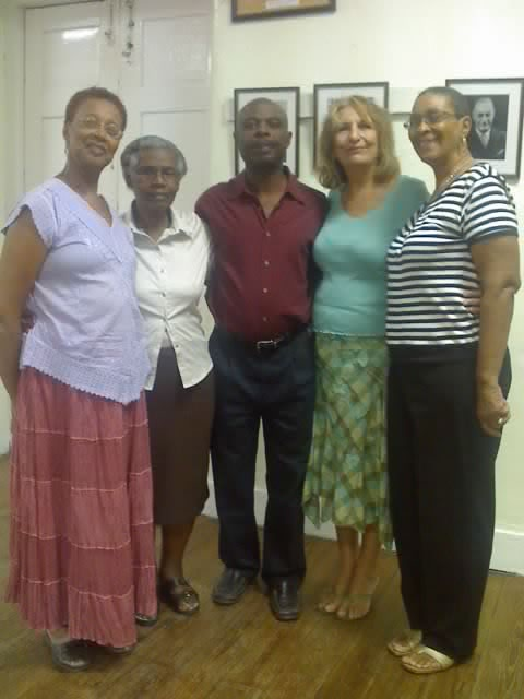 Barbados Reiki Association – 2009 Committee