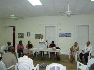 Barbados Reiki Association 2012 Executive