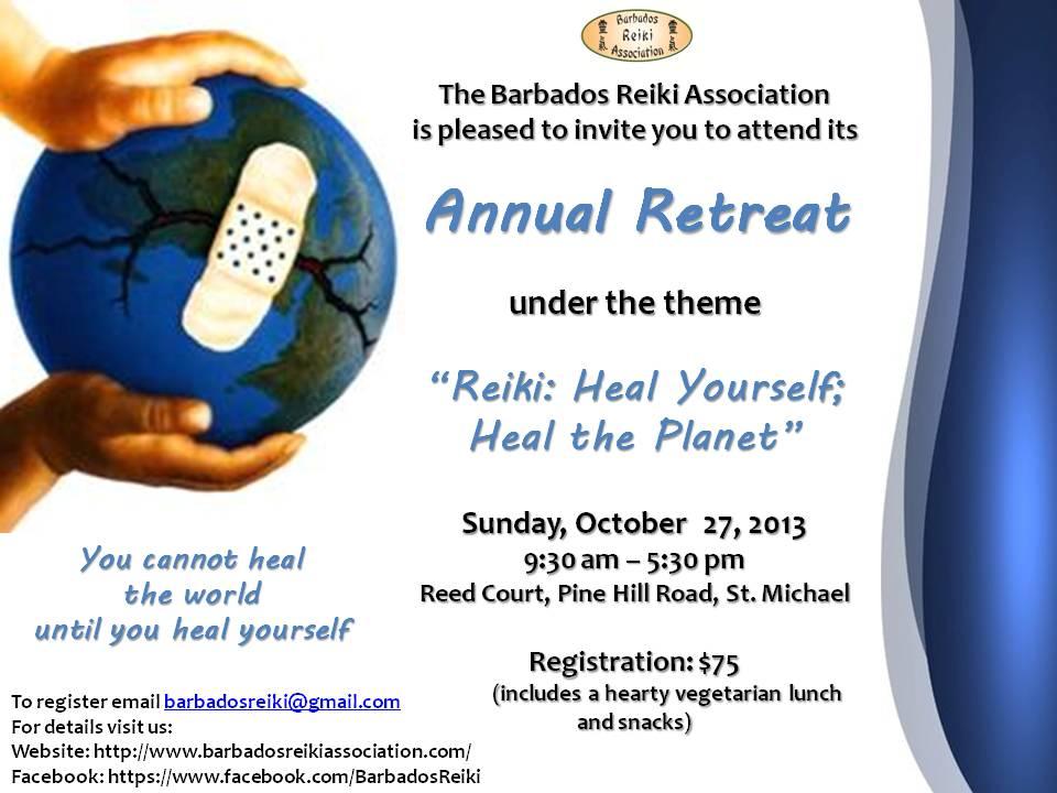Annual Retreat – October 27, 2013