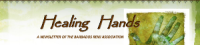 Healing Hands banner