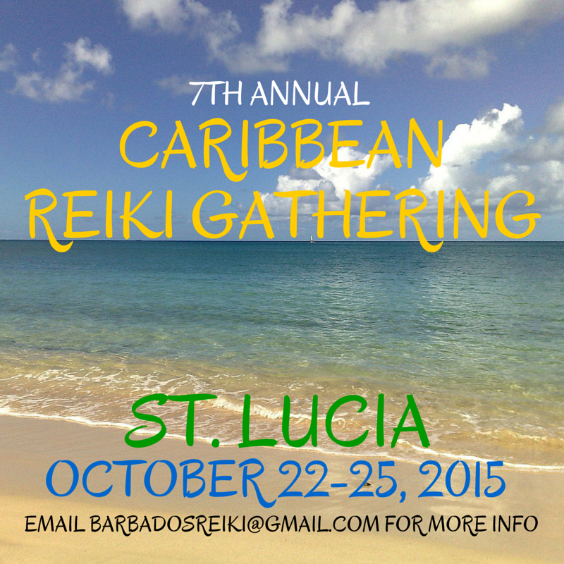 7th Caribbean Reiki gathering