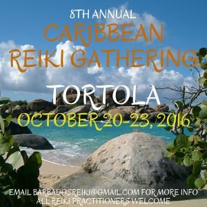8th Caribbean Reiki gathering
