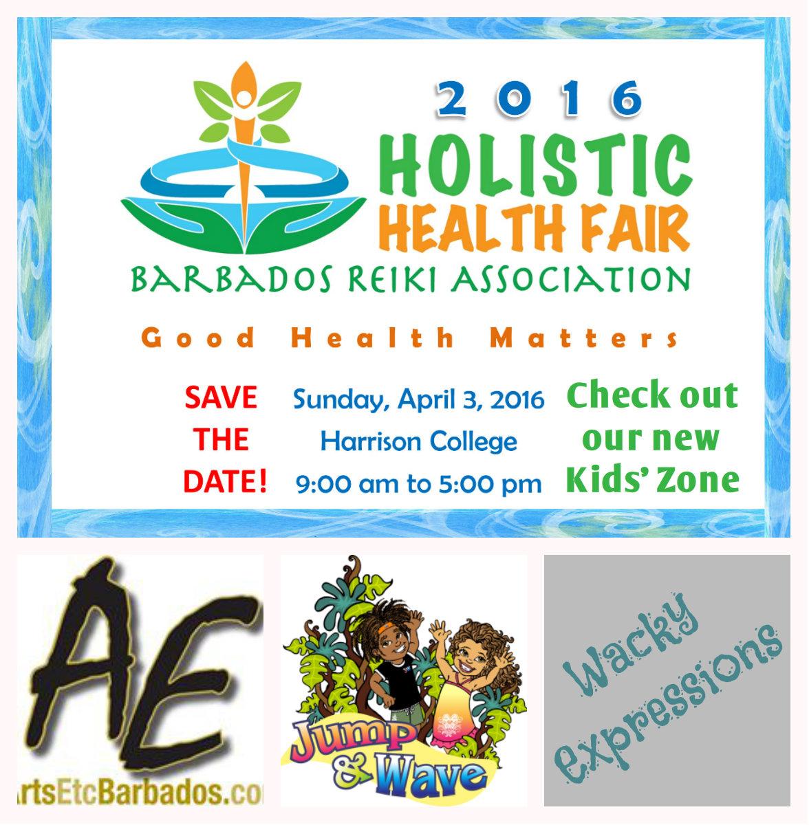 Reiki Association provides Kids' Zone at Holistic Health Fair