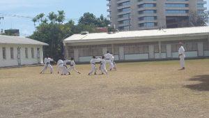 Karate Demo