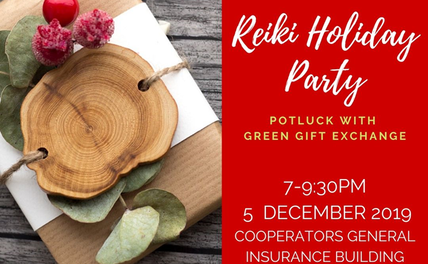 Holiday Party Thursday 5th December 2019